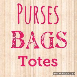 Purses! Bags! Totes!
